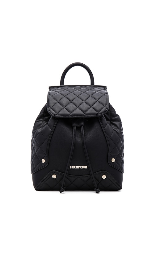 Fashion Quilted Backpack