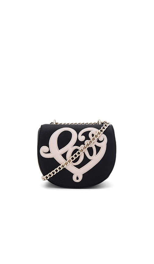 Love Moschino Love Heart Crossbody
