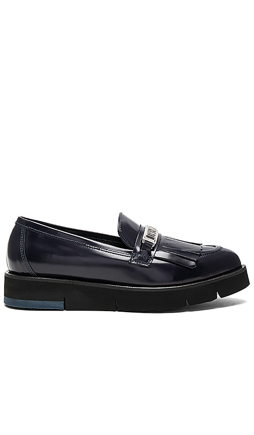 Love Moschino Loafer in Navy