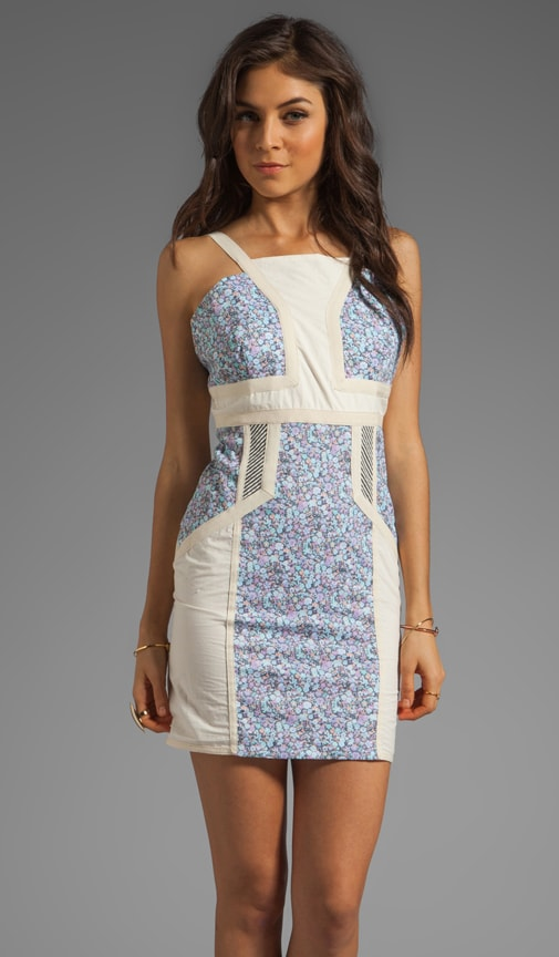 Fitted Strap Dress