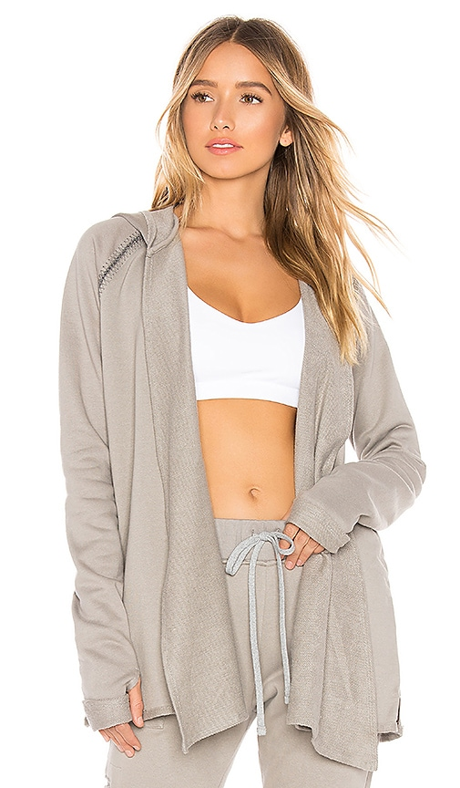Hooded Wrap Layer
