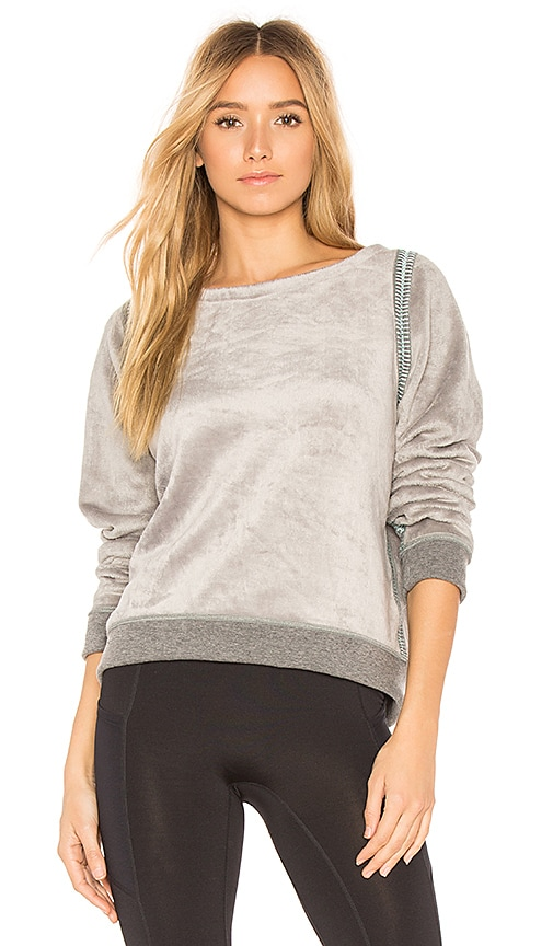 Maaji Reversible Sweatshirt in Gray