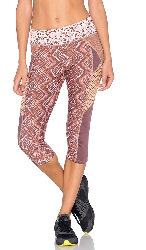 Maaji Sound Of Soul Legging in Multi