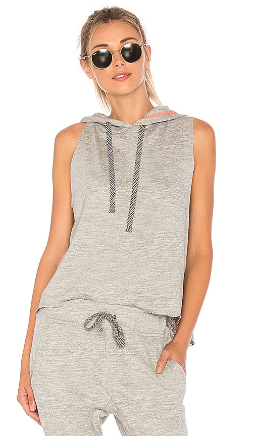 Maaji Salty Wind Hoodie in Gray