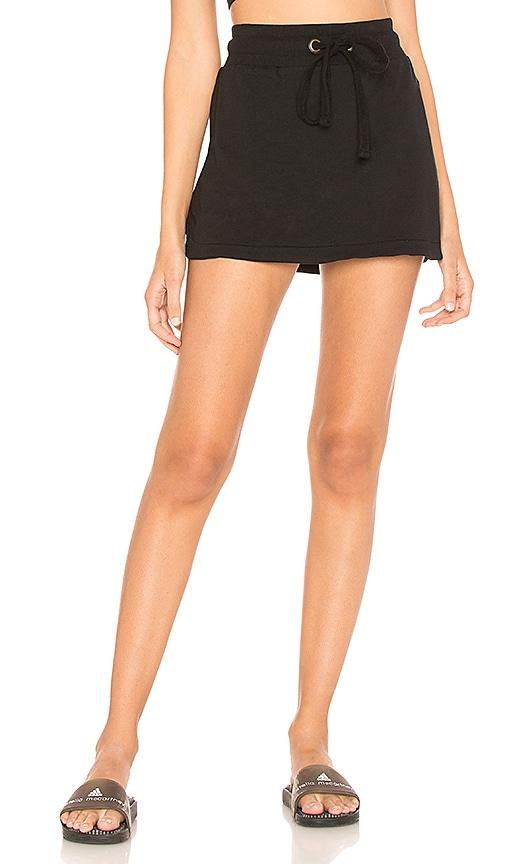 Maaji Rocks Paradise Skirt in Black