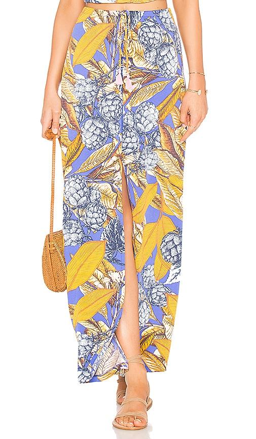 Maaji Long Skirt in Blue