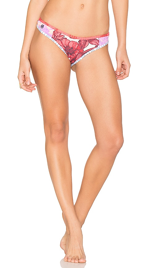 Maaji Orchid Dolphins Bottom in Red