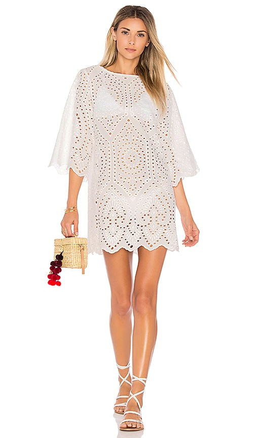 Maaji Cheer & Sway Dress in White