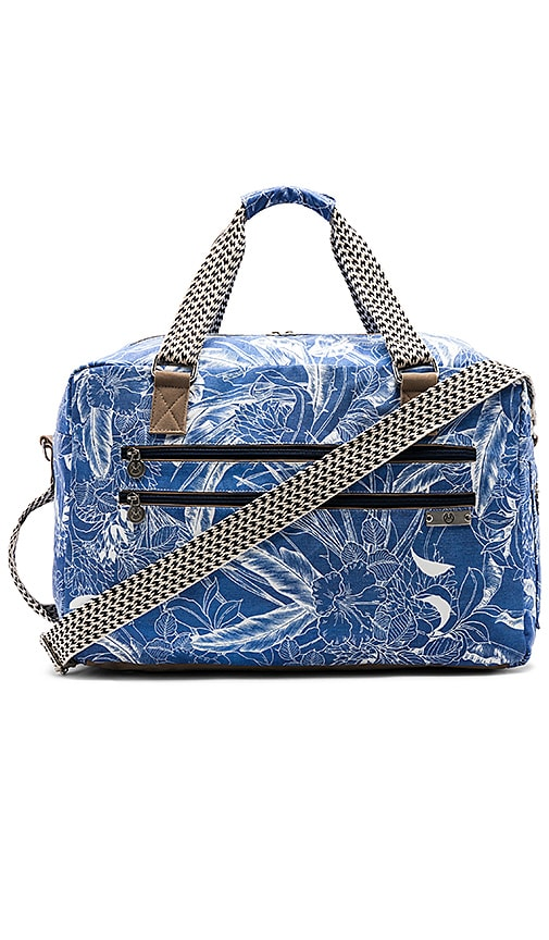 Maaji Travel Weekender Bag in Blue