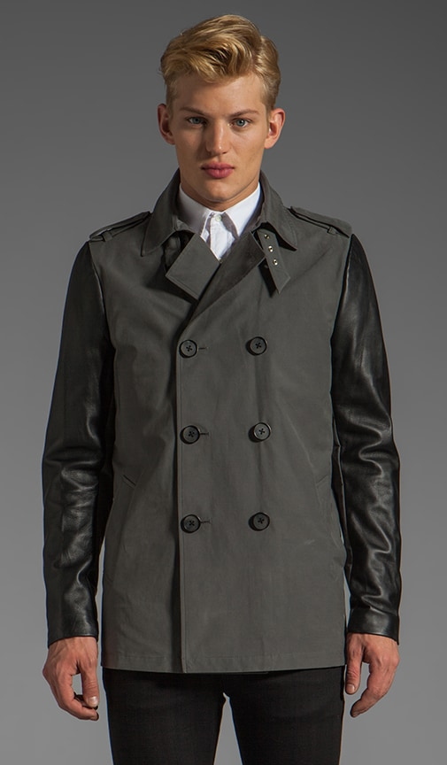 Spencer Peacoat