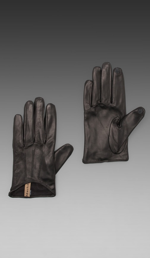 Alisee Ladies Leather Gloves