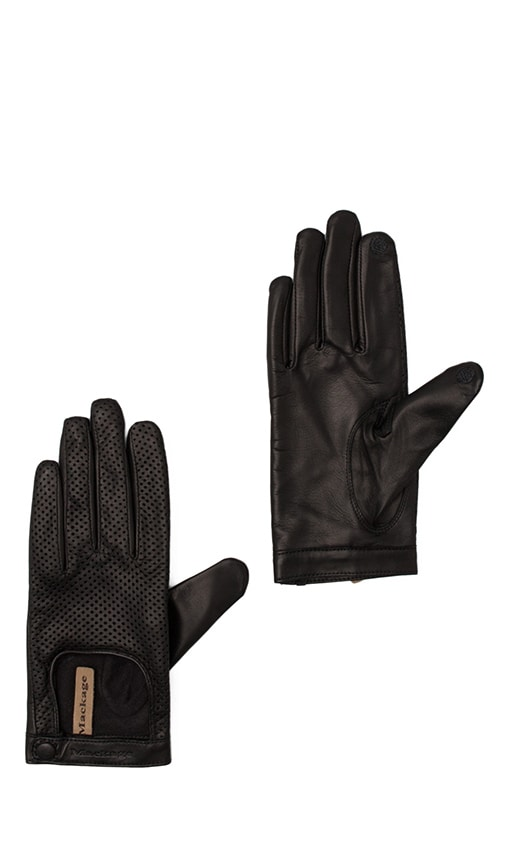 Edwina Ladies Leather Gloves