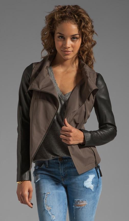 Lindsay Pop Trench Jacket