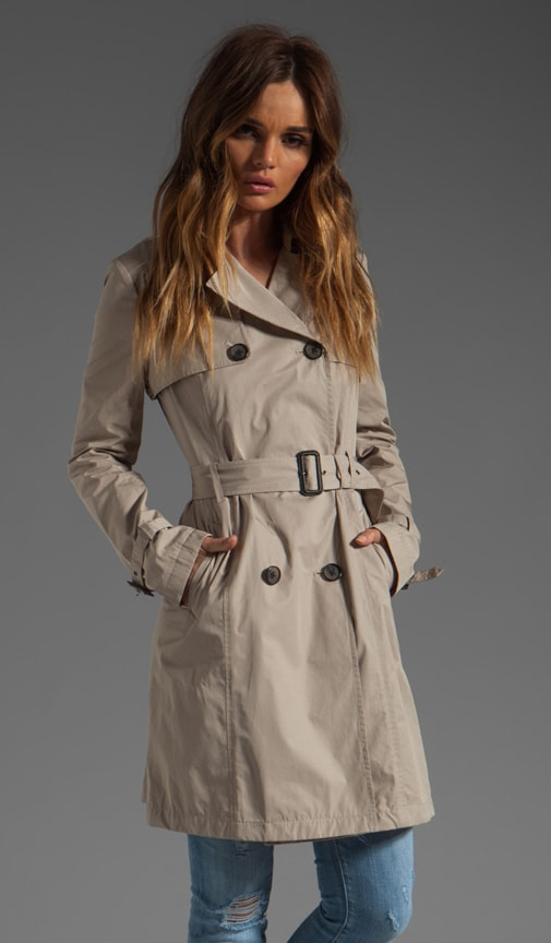 Louise Pop Trench Jacket