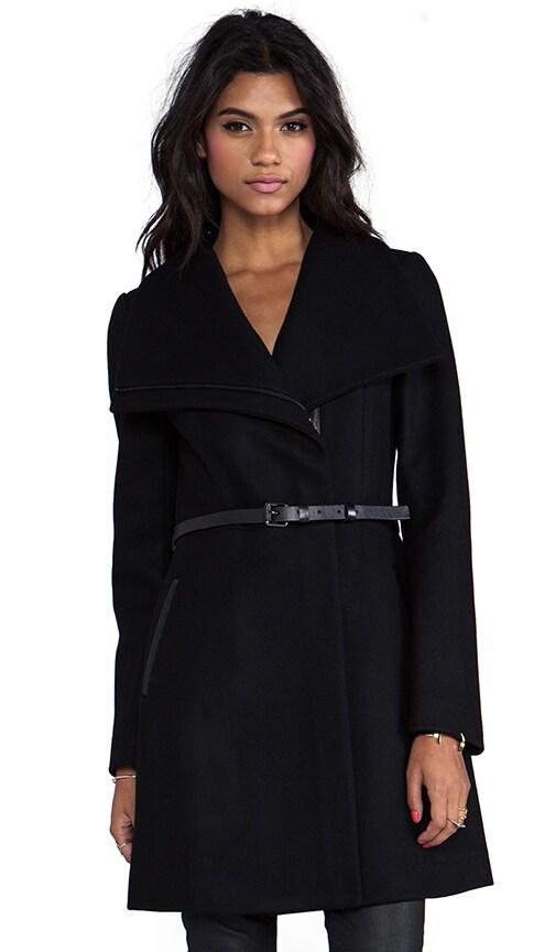 Valencia Flat Wool Coat