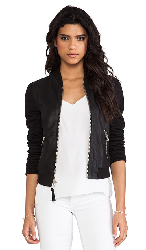 Jennifer Lux Leather Jacket