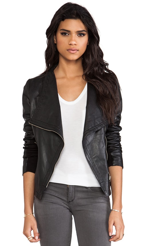 Pina Classic Leather Jacket