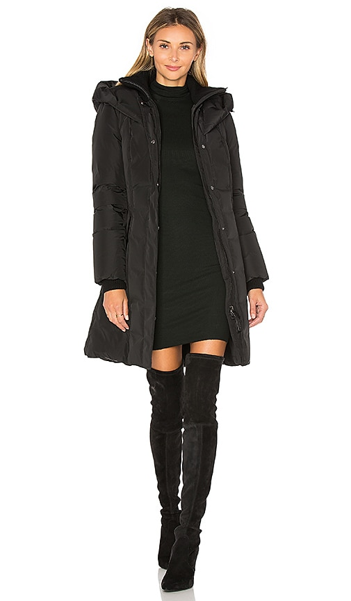 Mackage Leandra Coat in Black