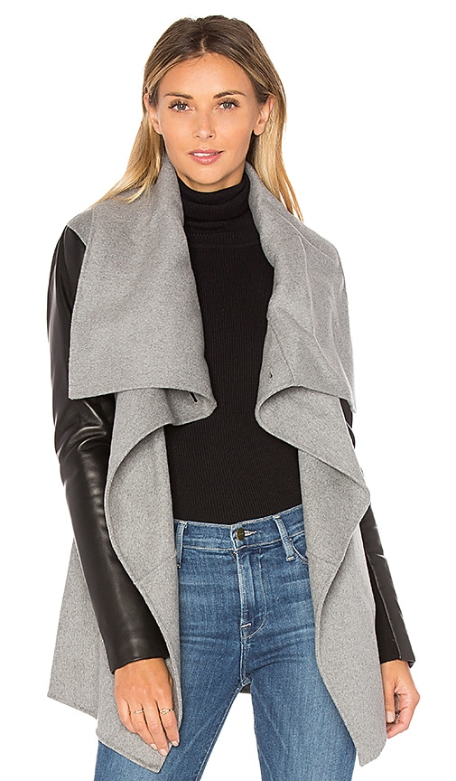 Mackage Vane Coat in Gray