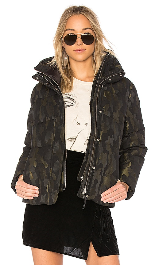 Mackage Cecily Jacket in Olive