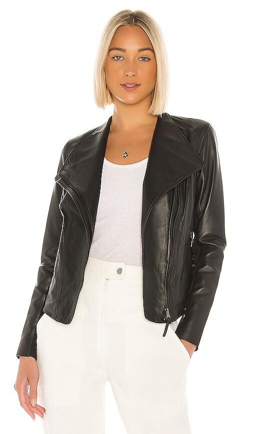 Dinah Leather Jacket