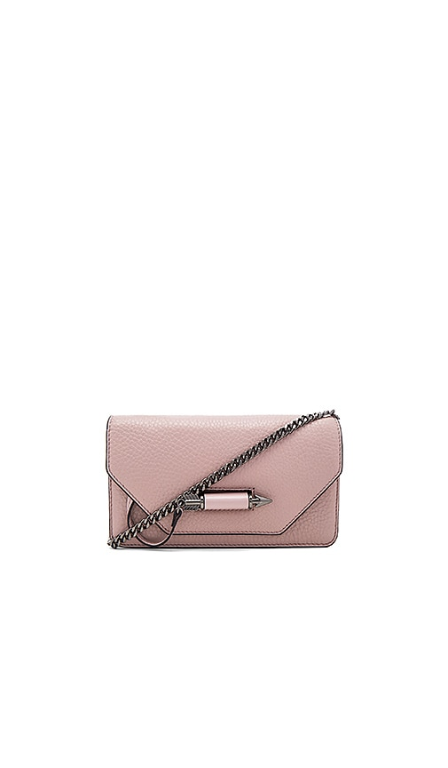 Mackage Zoey Mini Crossbody in Mauve