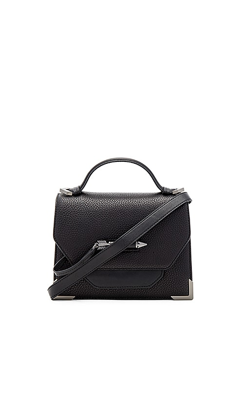 Mackage Keeley Crossbody Bag in Black