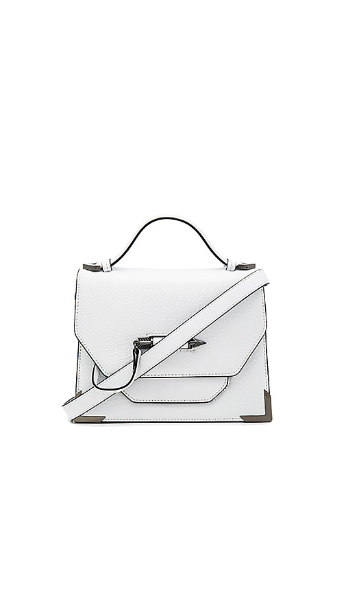 Mackage Keeley Crossbody Bag in White