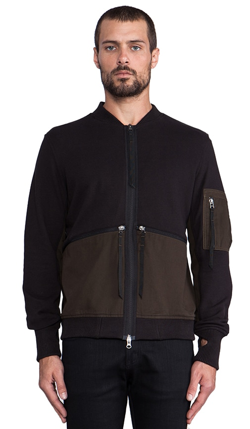 Duality Sweat Jacket