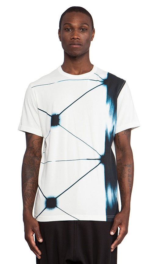 Mimic Shibori Slouch T-Shirt