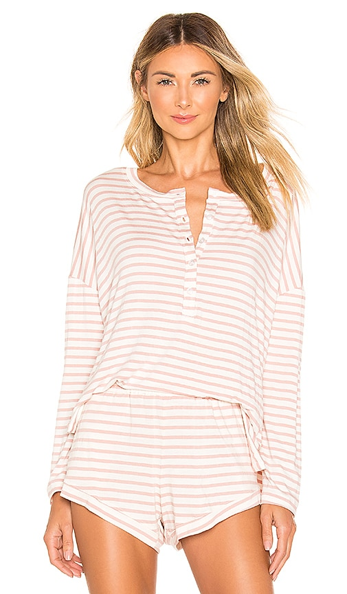 Courtney Long Sleeve Top