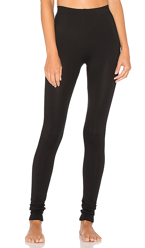 MAISON DU SOIR Madrid Pant in Black