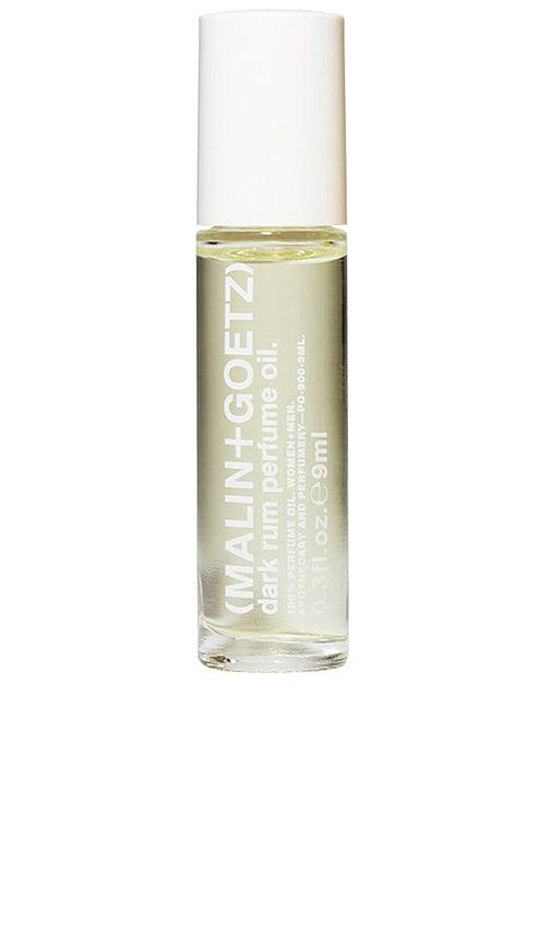Dark Rum Perfume Oil