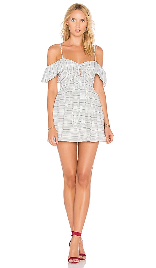 Majorelle MAJORELLE x REVOLVE Mojito Dress in White.