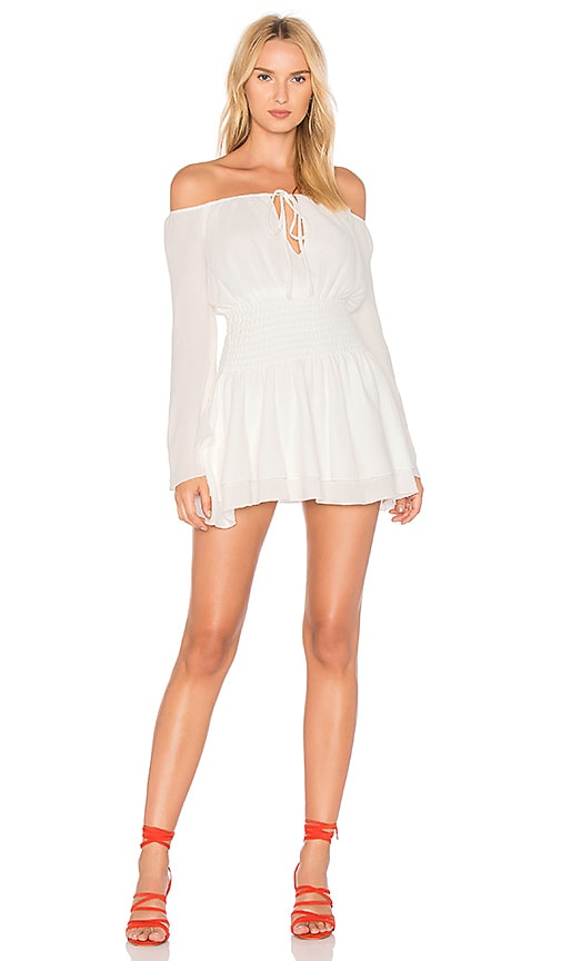 MAJORELLE x REVOLVE Kalani Dress in White