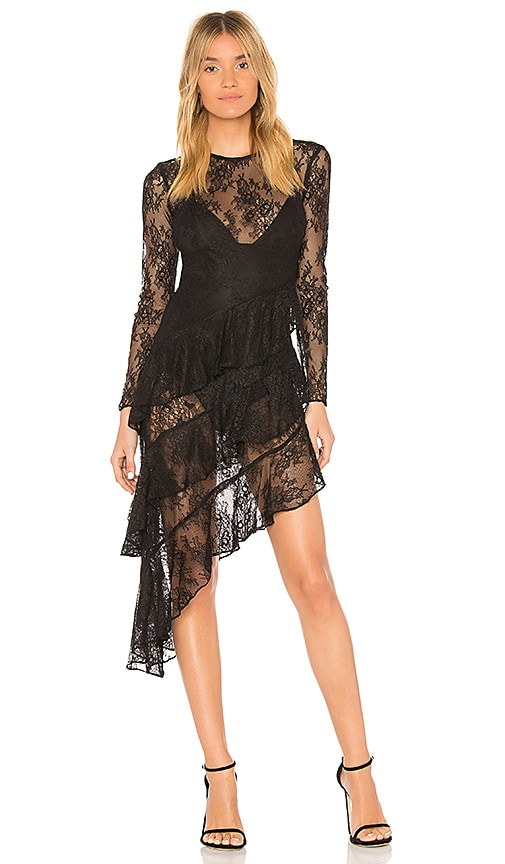 MAJORELLE x REVOLVE Kennedy Dress in Black