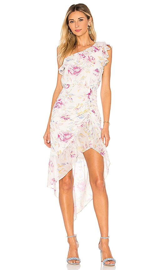 MAJORELLE Zella Dress in White