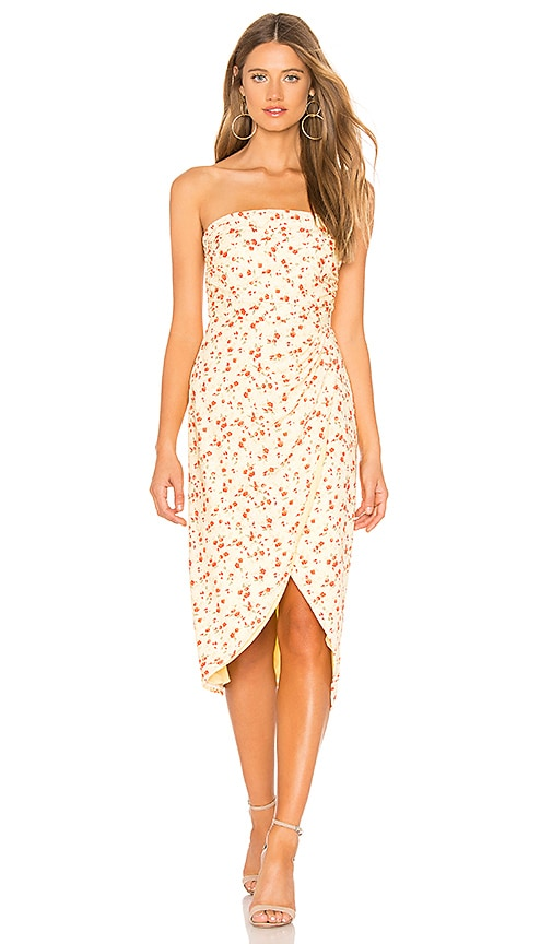 Genevieve Midi Dress