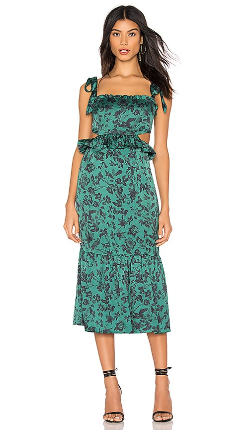 Francesca Midi Dress
