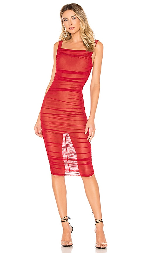 Rachelle Midi Dress