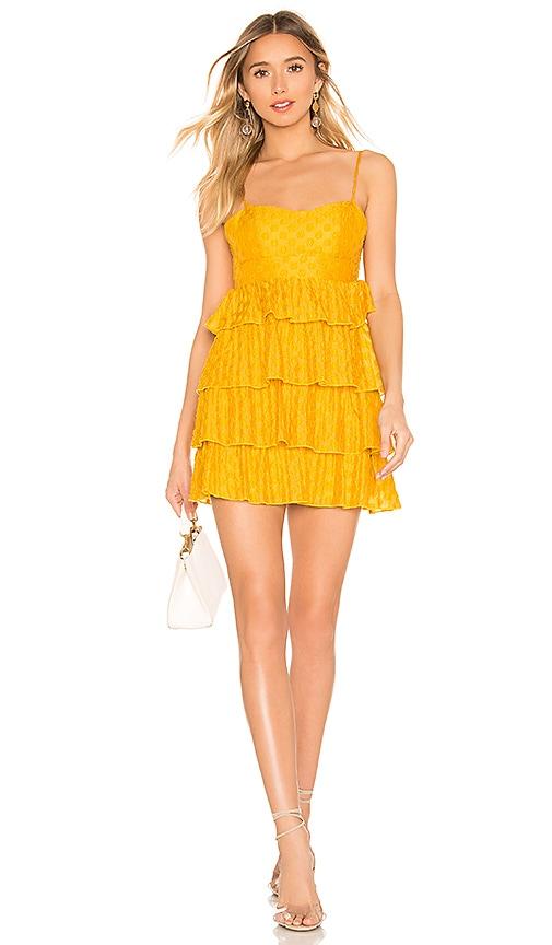 Ruthanne Mini Dress