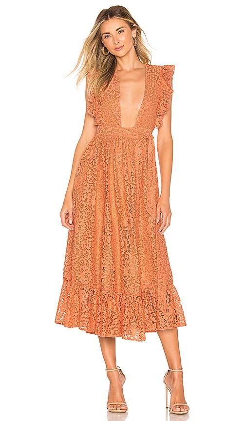 Mistwood Dress
