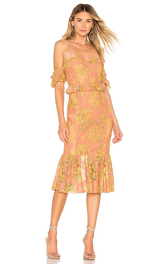 Sashie Midi Dress