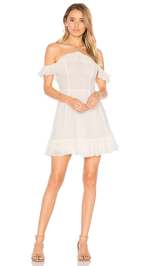 MAJORELLE x REVOLVE Zuni Dress in White