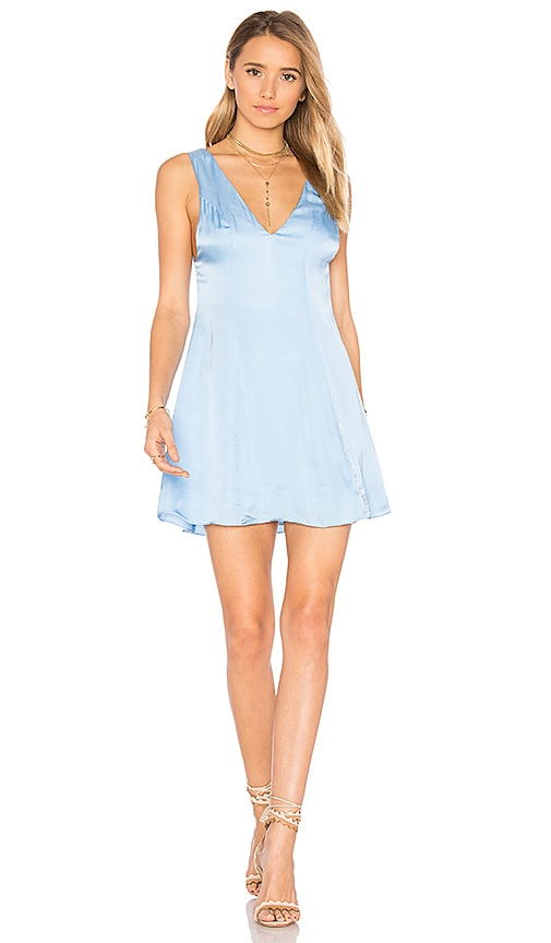 MAJORELLE x REVOLVE Trinidad Dress in Blue