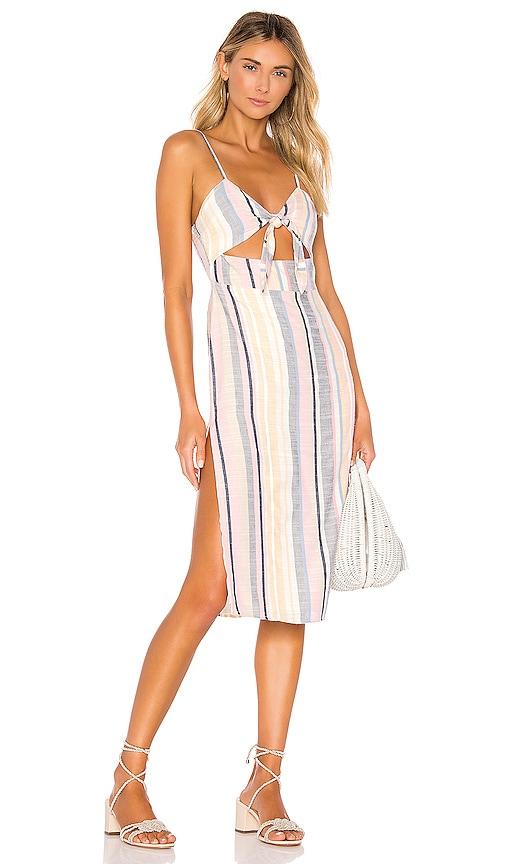 Seashell Midi Dress