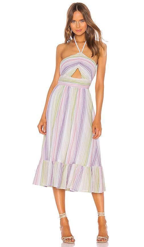 Electra Midi Dress