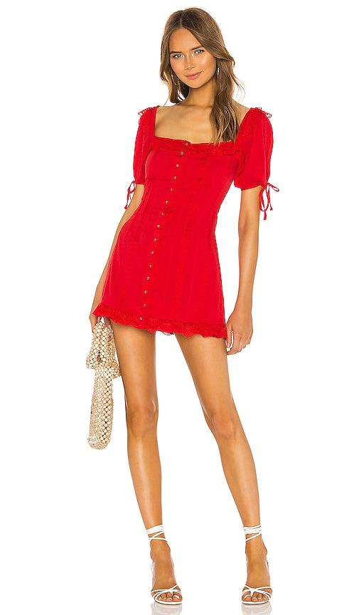 Chrisalee Mini Dress