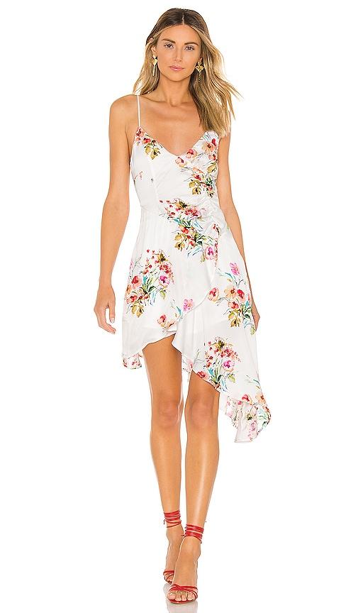 Valentina Midi Dress by Majorelle