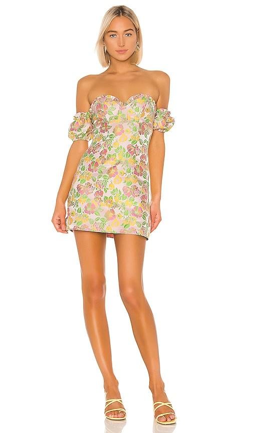 Skye Mini Dress by Majorelle